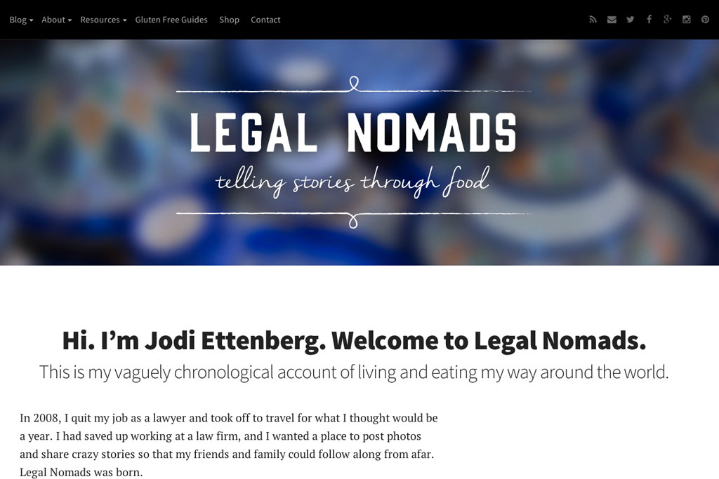 Inspirierende Reiseblogs – Legal Nomads | SOMEWHERE ELSE