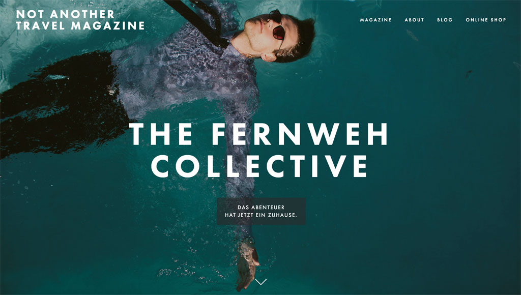 Inspirierende Reiseblogs – The Fernweh Collective | SOMEWHERE ELSE