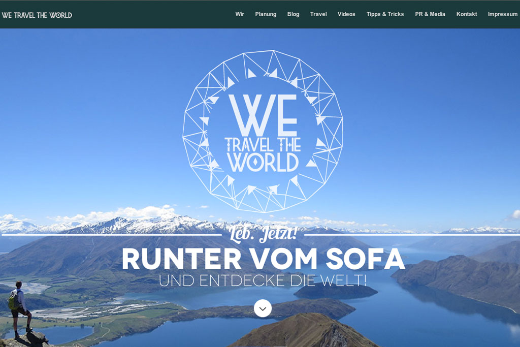 Inspirierende Reiseblogs – We travel the World   SOMEWHERE ELSE