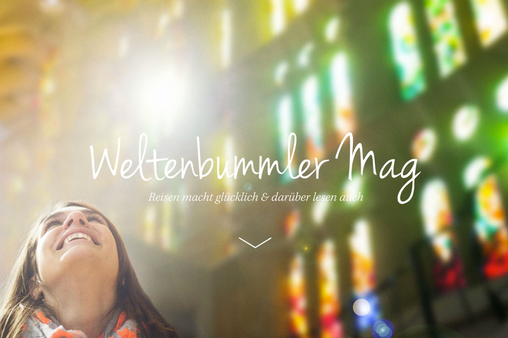 Inspirierende Reiseblogs – Weltenbummlermag | SOMEWHERE ELSE