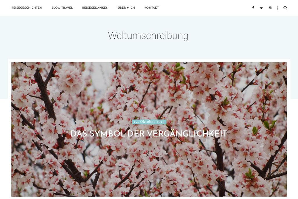 Inspirierende Reiseblogs – Weltumschreibung | SOMEWHERE ELSE