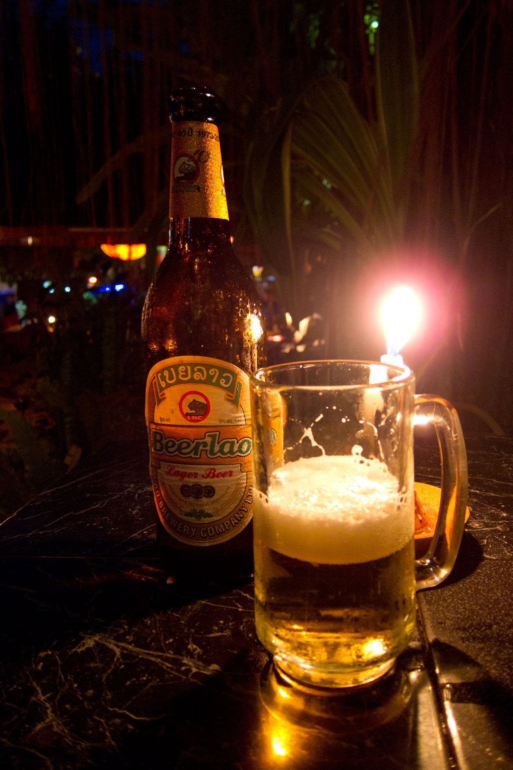 Laotische Küche – Beer Lao | SOMEWHERE ELSE