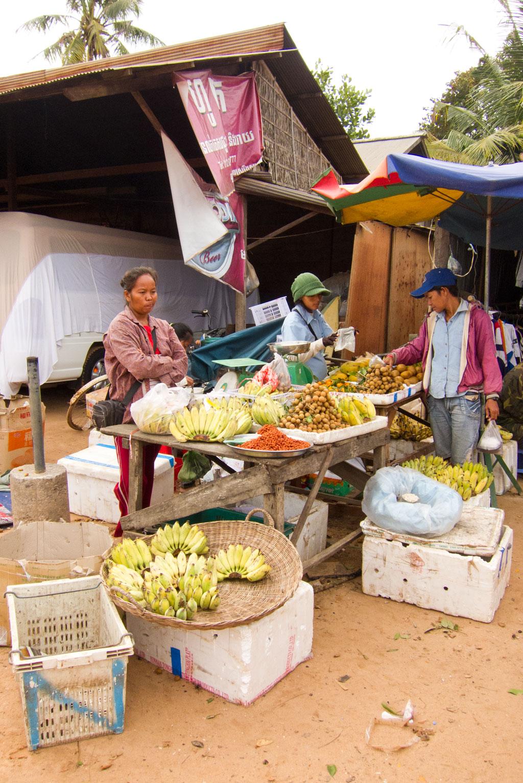 Leben in Kambodscha – Auf dem Markt | SOMEWHERE ELSE