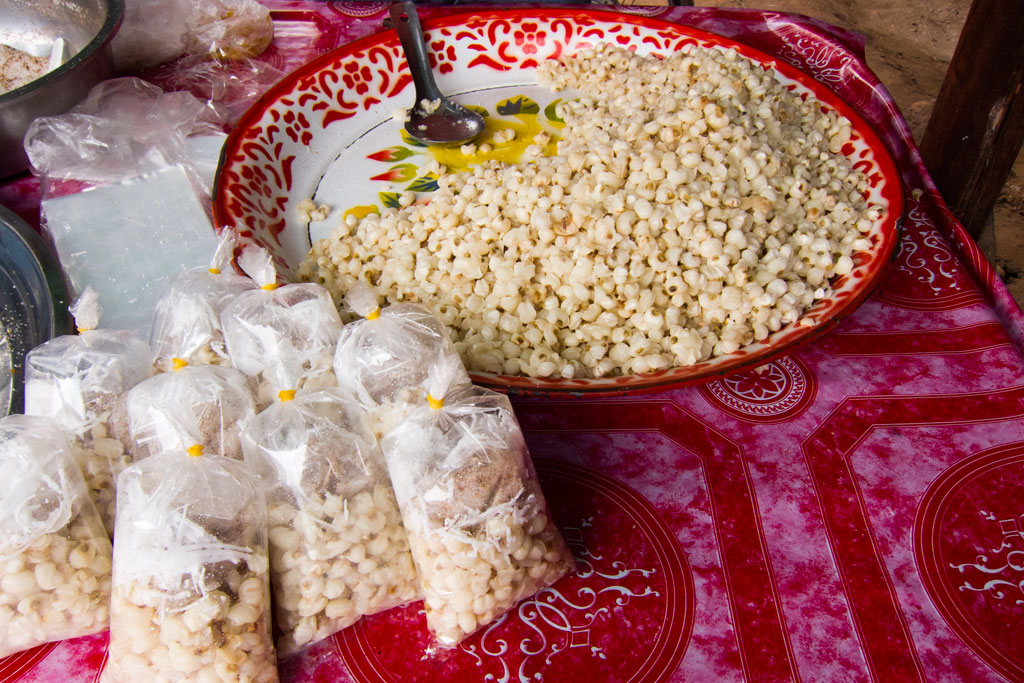 Leben in Kambodscha – Popcorn auf dem Markt | SOMEWHERE ELSE