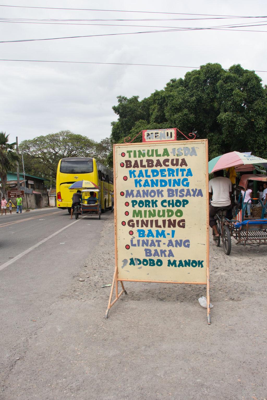 Märkte auf den Philippinen – Liste mit Gerichten Kochtöpfe in Moalboal auf Cebu | SOMEWHERE ELSE