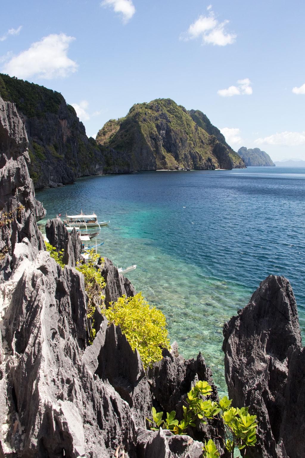 Matinloc Island auf Palawan – Blick auf die Bucht | SOMEWHERE ELSE