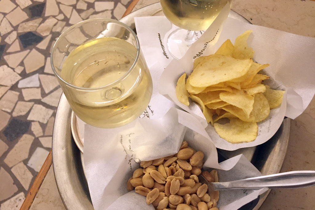 Testaccio Rom – Gelateria Giolitti Aperitif | SOMEWHERE ELSE