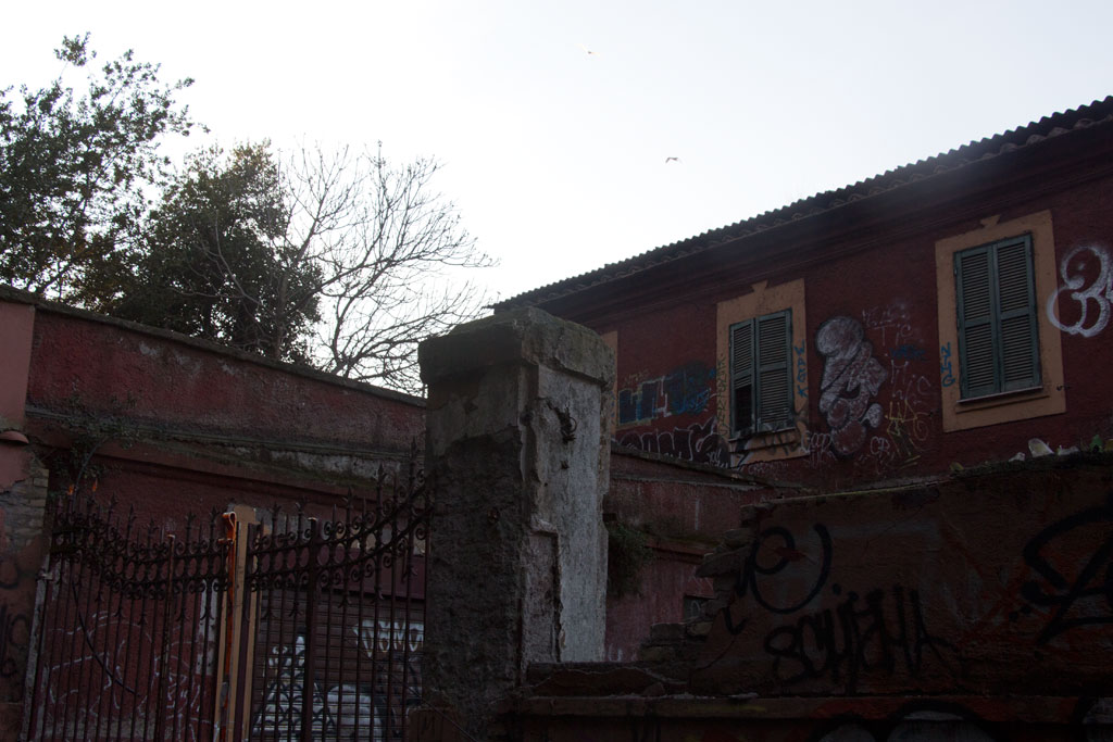 Testaccio Rom – Nachtleben an der Via de Monte Testaccio | SOMEWHERE ELSE