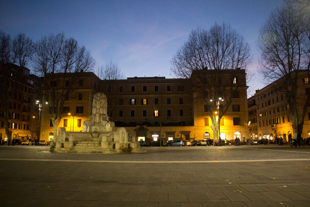 Testaccio Rom – Piazza Testaccio | SOMEWHERE ELSE