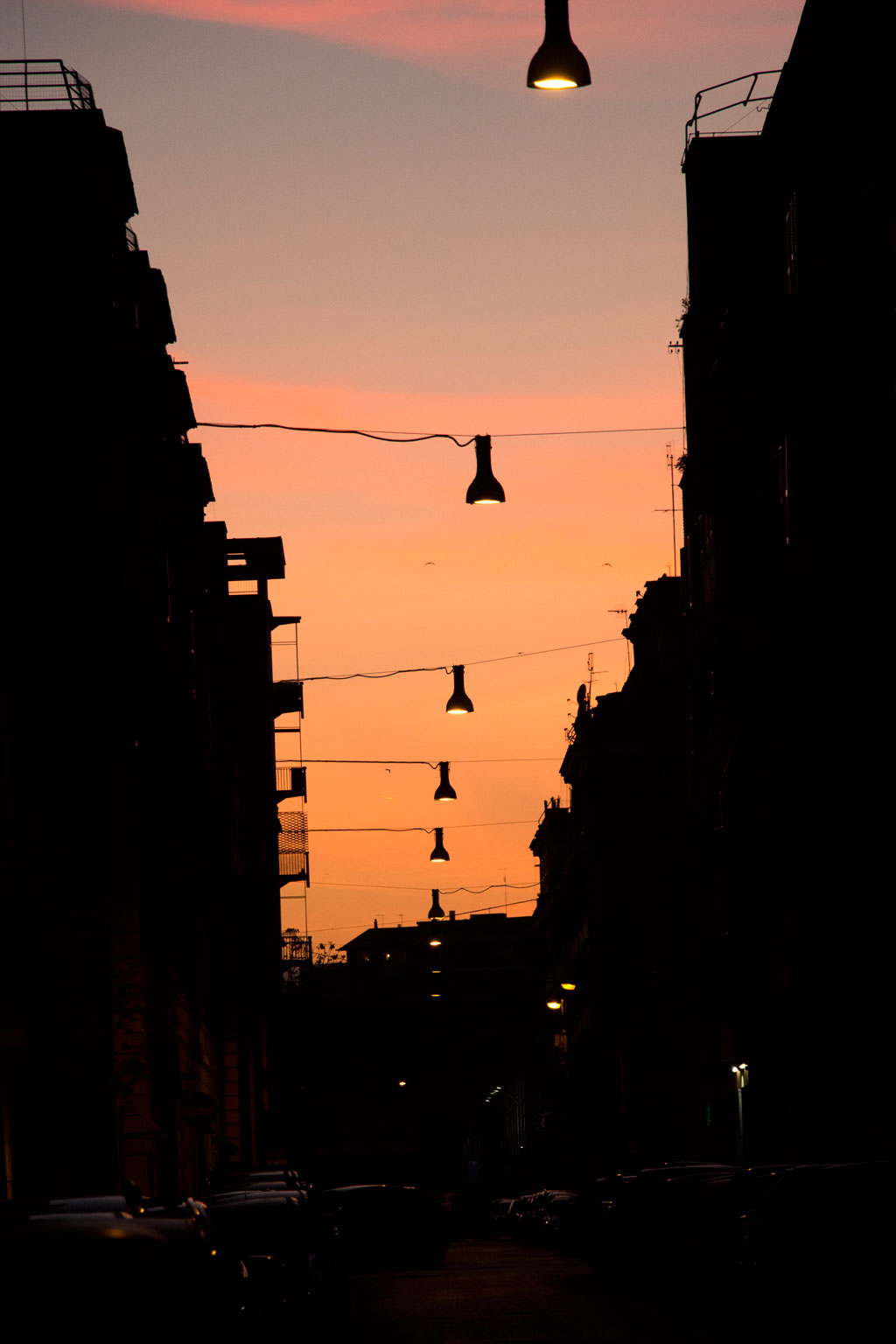 Testaccio Rom – Sonnenuntergang | SOMEWHERE ELSE