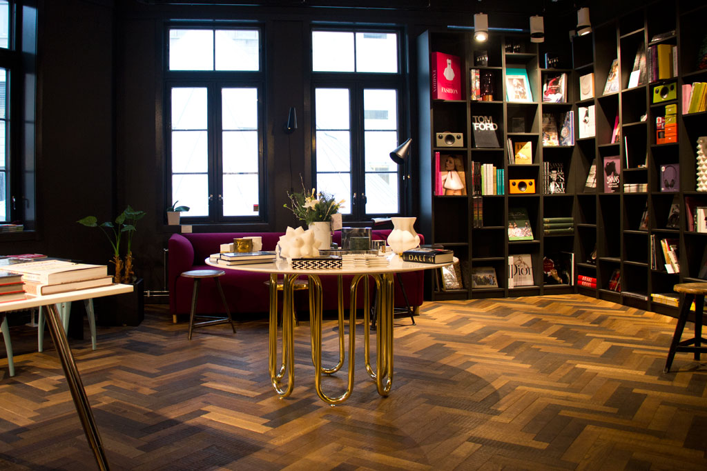 Winter in Oslo – Concept Store YME Universe | SOMEWHERE ELSE