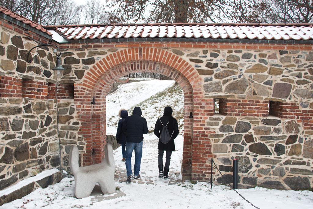 Winter in Oslo – Festung Akershus | SOMEWHERE ELSE
