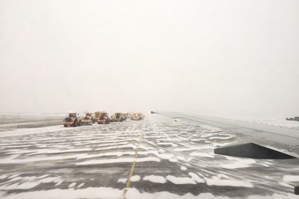 Winter in Oslo – Flughafen im Schnee | SOMEWHERE ELSE