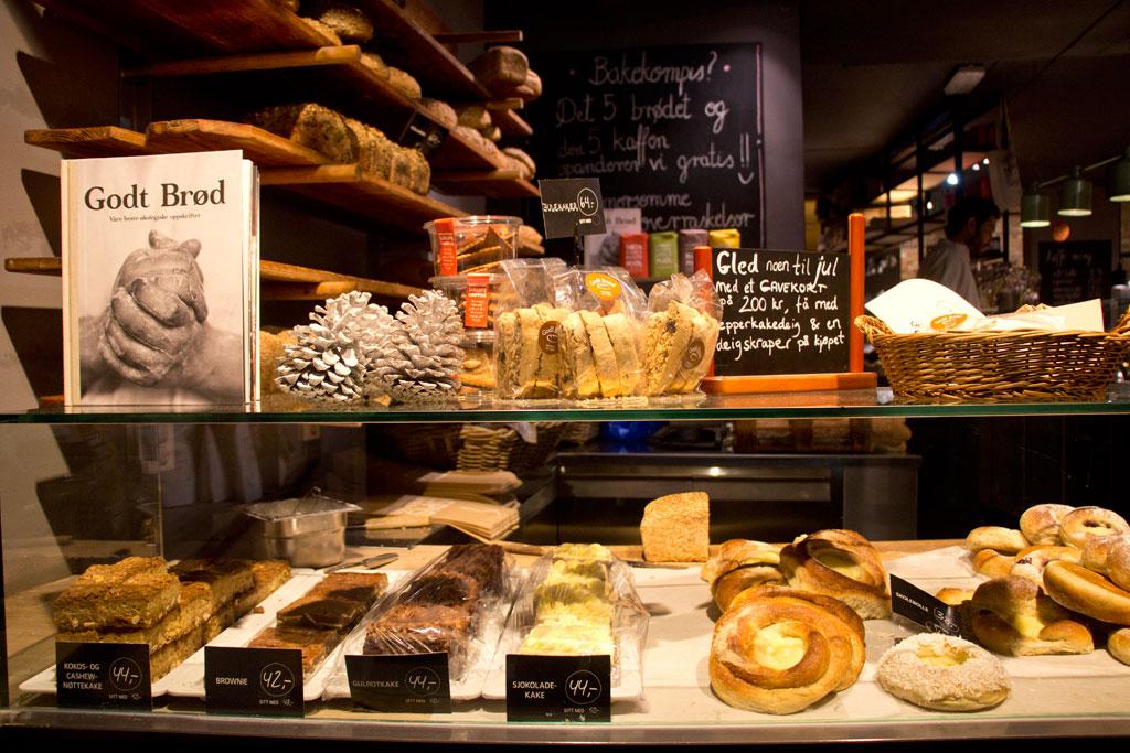 Winter in Oslo – Kaffebrenneriet Backwaren | SOMEWHERE ELSE