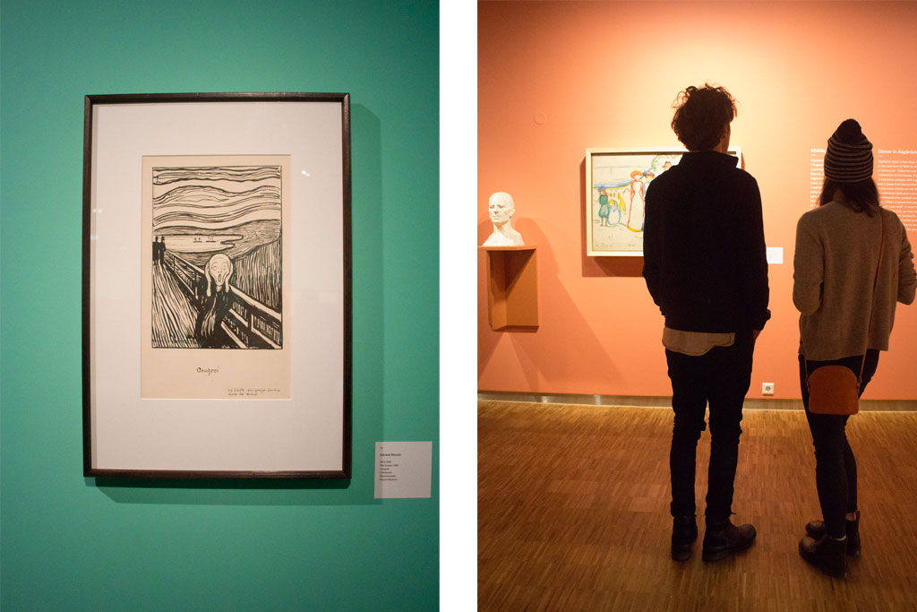 Winter in Oslo – Der Schrei im Munch Museum | SOMEWHERE ELSE