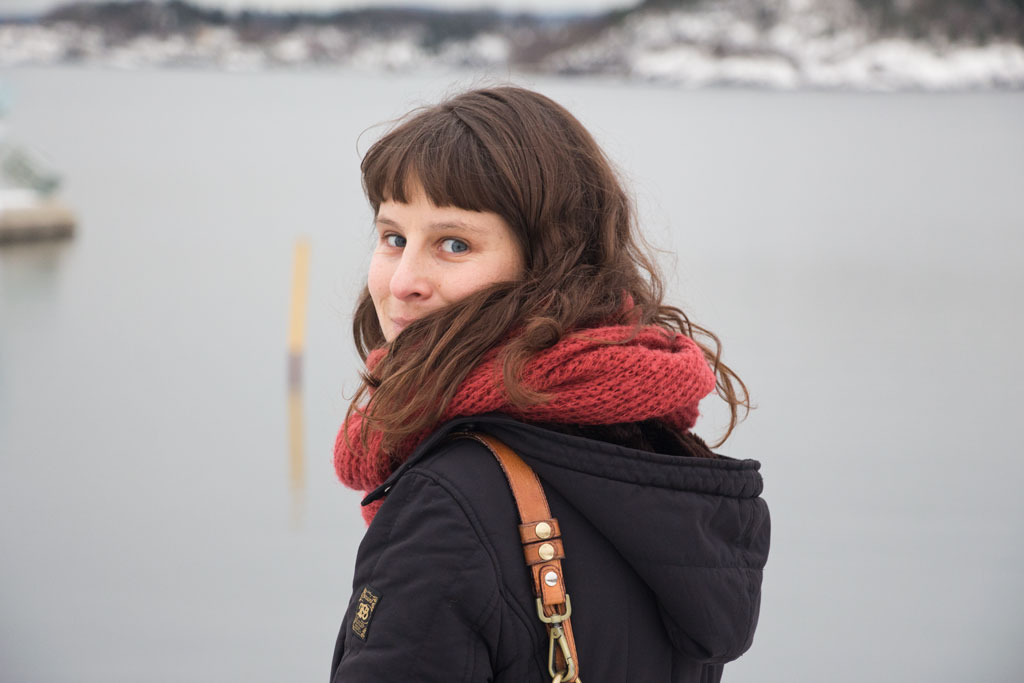 Winter in Oslo – Portrait | SOMEWHERE ELSE