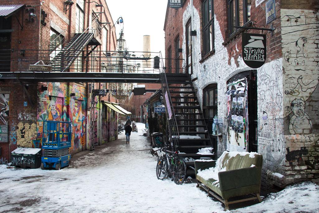 Winter in Oslo – Vulkan Fabrikhallen | SOMEWHERE ELSE