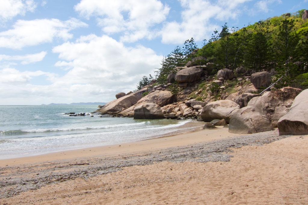 Australische Tierwelt – Strand auf Magnetic Island | SOMEWHERE ELSE