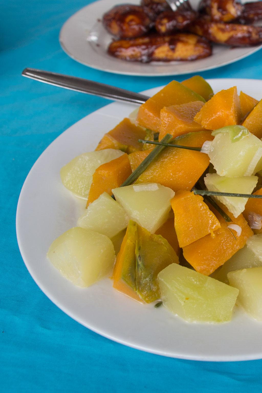 Pamilacan Island – Gemüse und karamelisierte Bananen | SOMEWHERE ELSE