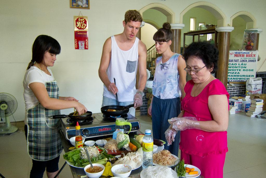 Vietnamesisch Kochen lernen – Beim Kochkurs | SOMEWHERE-ELSE