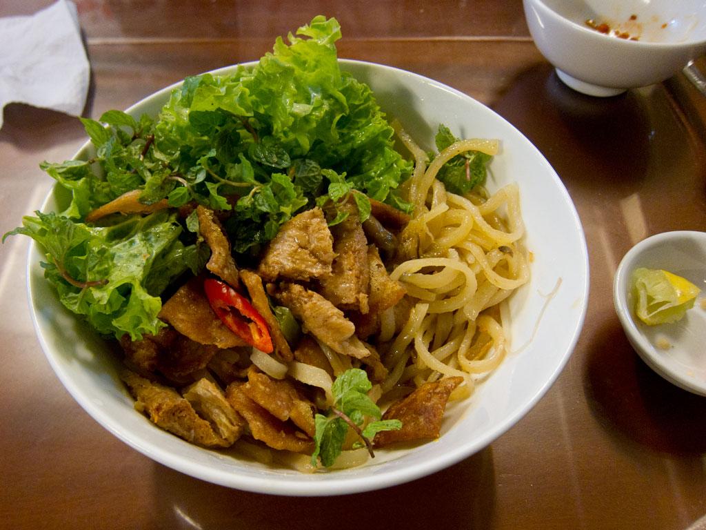 Vietnamesisch Kochen lernen – Cao Lau | SOMEWHERE-ELSE