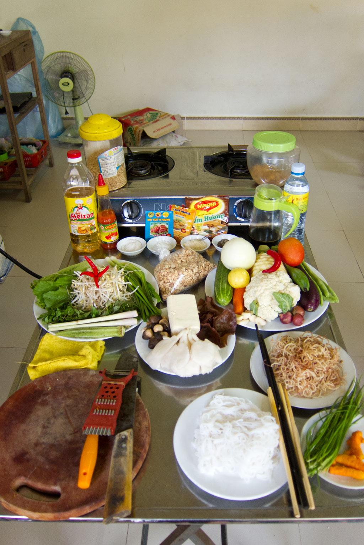 Vietnamesisch Kochen lernen – Zutaten für Kochkurs | SOMEWHERE-ELSE