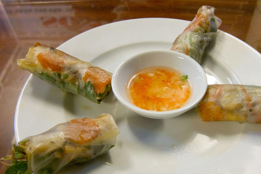 Vietnamesisch Kochen lernen – Sommerrollen | SOMEWHERE-ELSE