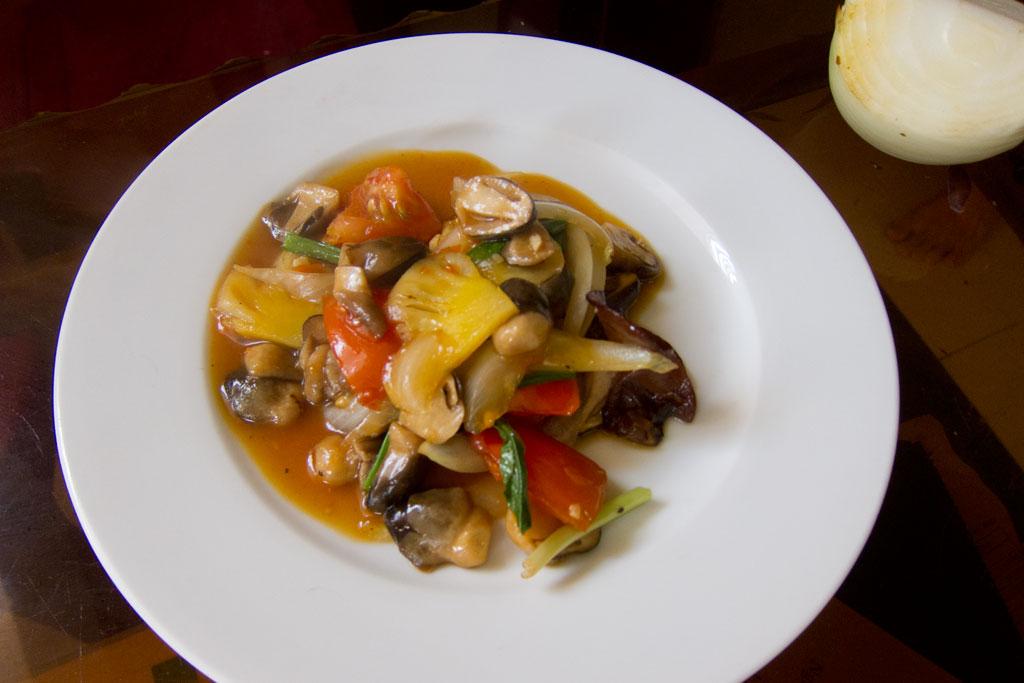 Vietnamesisch Kochen lernen – Gemüse süß-sauer | SOMEWHERE-ELSE