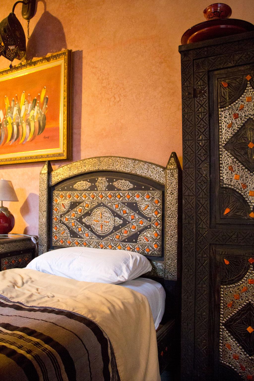Marokko Trip –Marrakesch Riad –Zimmereinrichtung|SOMEWHERE ELSE