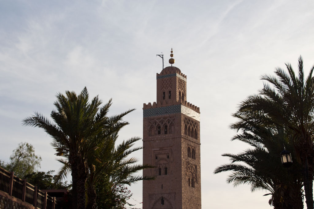 Marokko Trip – Marrakesch – Kutubiya Moschee | SOMEWHERE ELSE