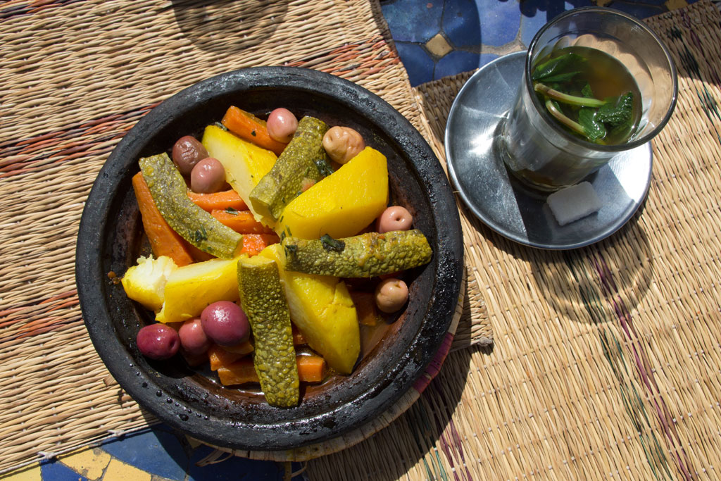 Marokko Trip – Marrakesch – Tagine und Minztee am Djemaa el Fna | SOMEWHERE ELSE