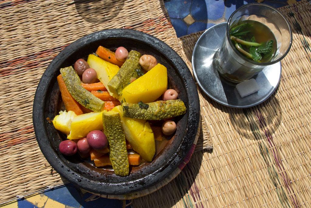 Marokko Trip –Marrakesch – Tagine und Minztee am Djemaa el Fna |SOMEWHERE ELSE