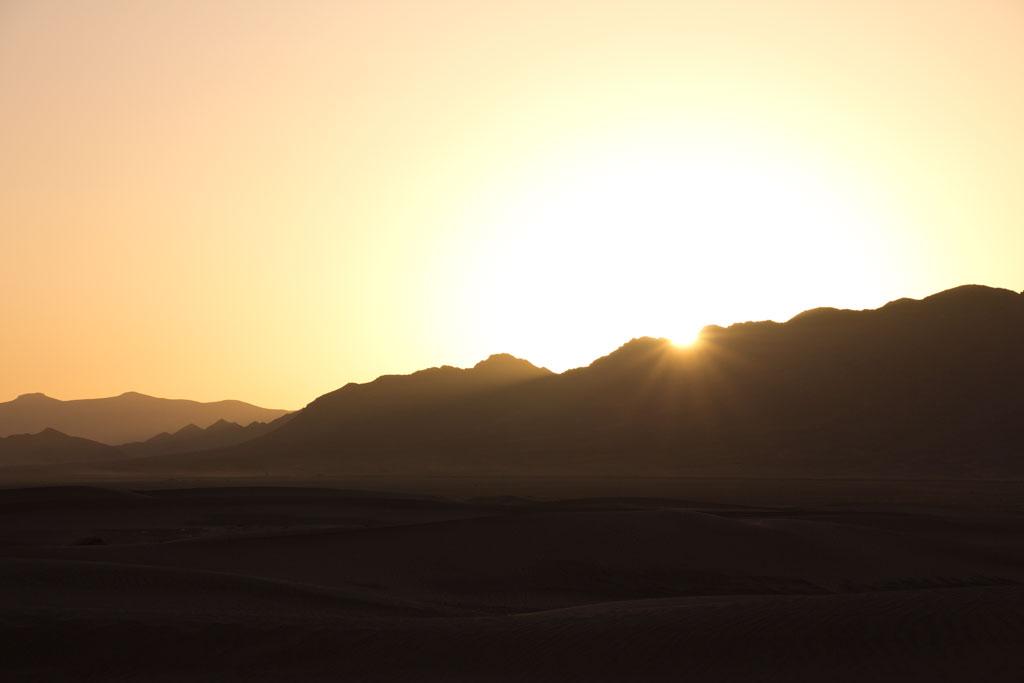 Marokko Trip –Wüste von Zagora – Sonnenaufgang auf Düne |SOMEWHERE ELSE