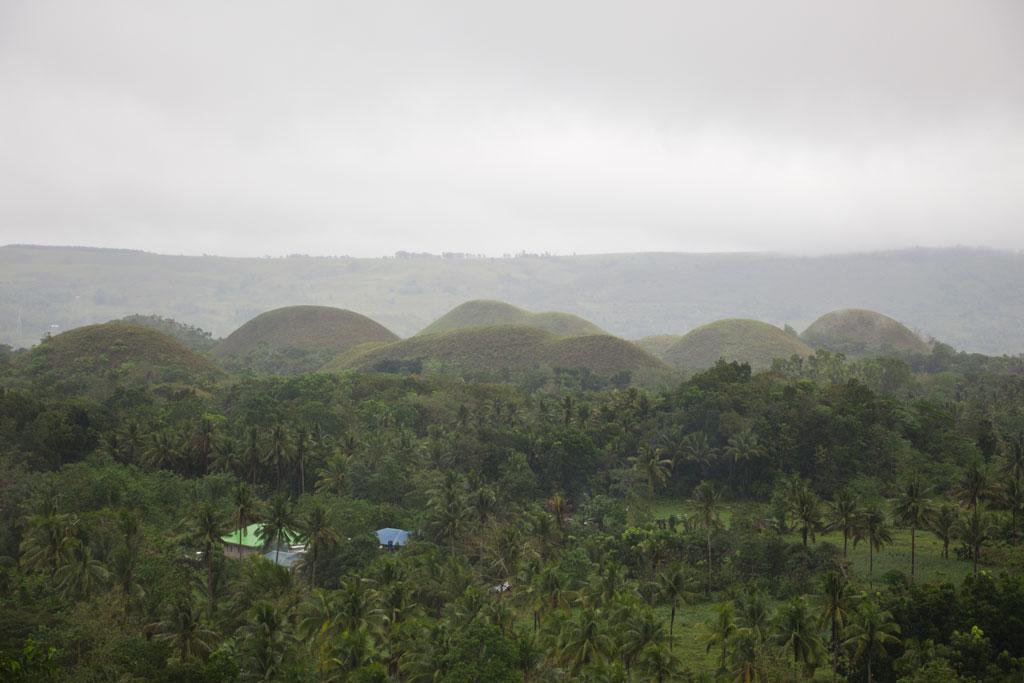 Philippinische Inseln – Chocolate Hills auf Bohol | SOMEWHERE ELSE