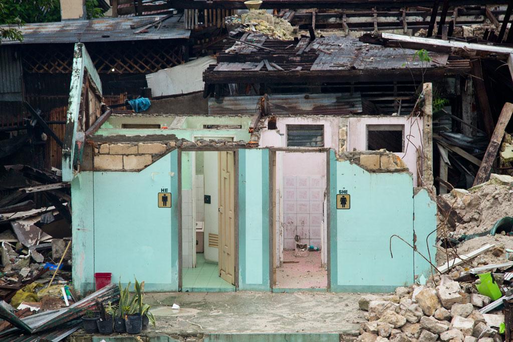 Philippinische Inseln – Erdbebenschäden in Loboc | SOMEWHERE ELSE