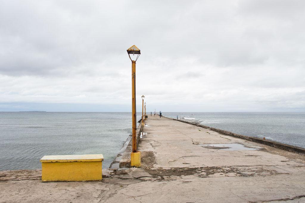 Philippinische Inseln – Hafen von Baclayon | SOMEWHERE ELSE