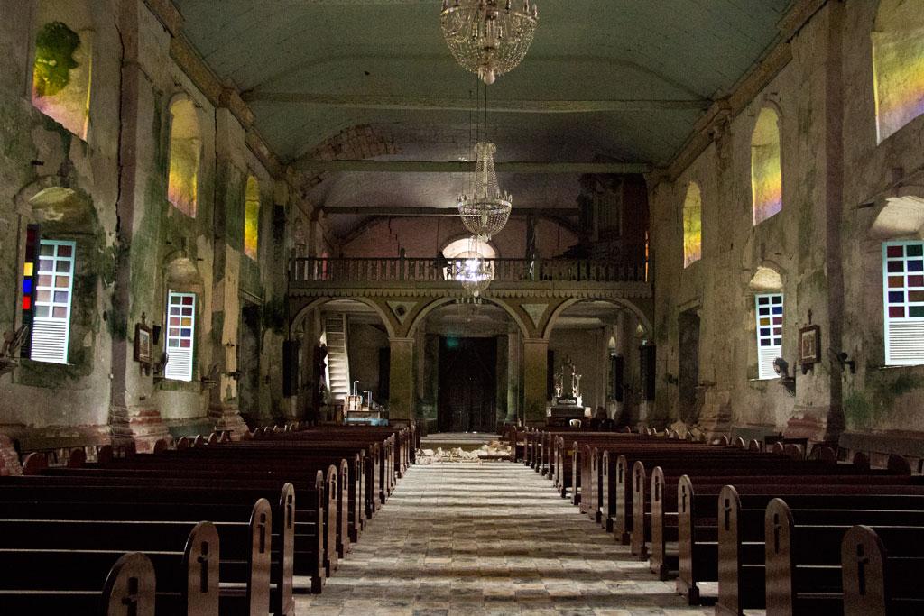 Philippinische Inseln – Kirche von Baclayon | SOMEWHERE ELSE