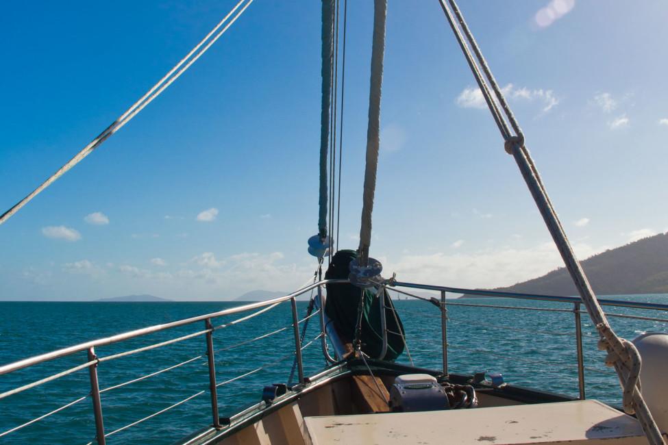 Tagesausflüge in Australien – Segeltrip Whitsunday Islands | SOMEWHERE ELSE