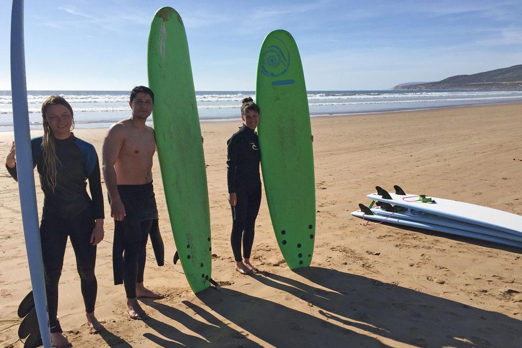 Taghazout Surfen – Bereit zum Surfen am Kilometer 17 Strand | SOMEWHERE ELSE