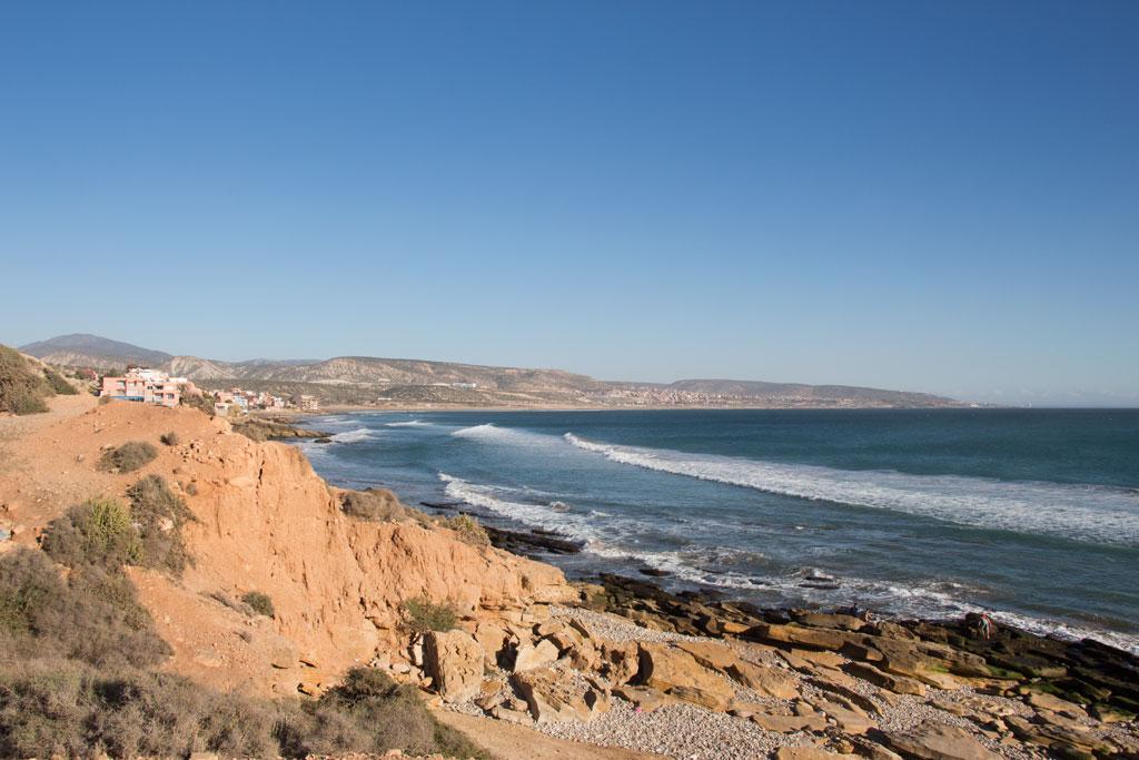 Taghazout Surfen – Bucht von Taghazout   SOMEWHERE ELSE