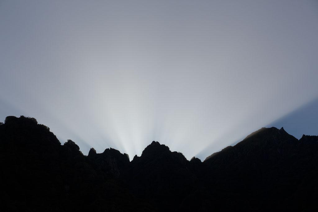 Neuseeland Südinsel Landschaften – Fox Glacier bei Sonnenaufgang | SOMEWHERE ELSE