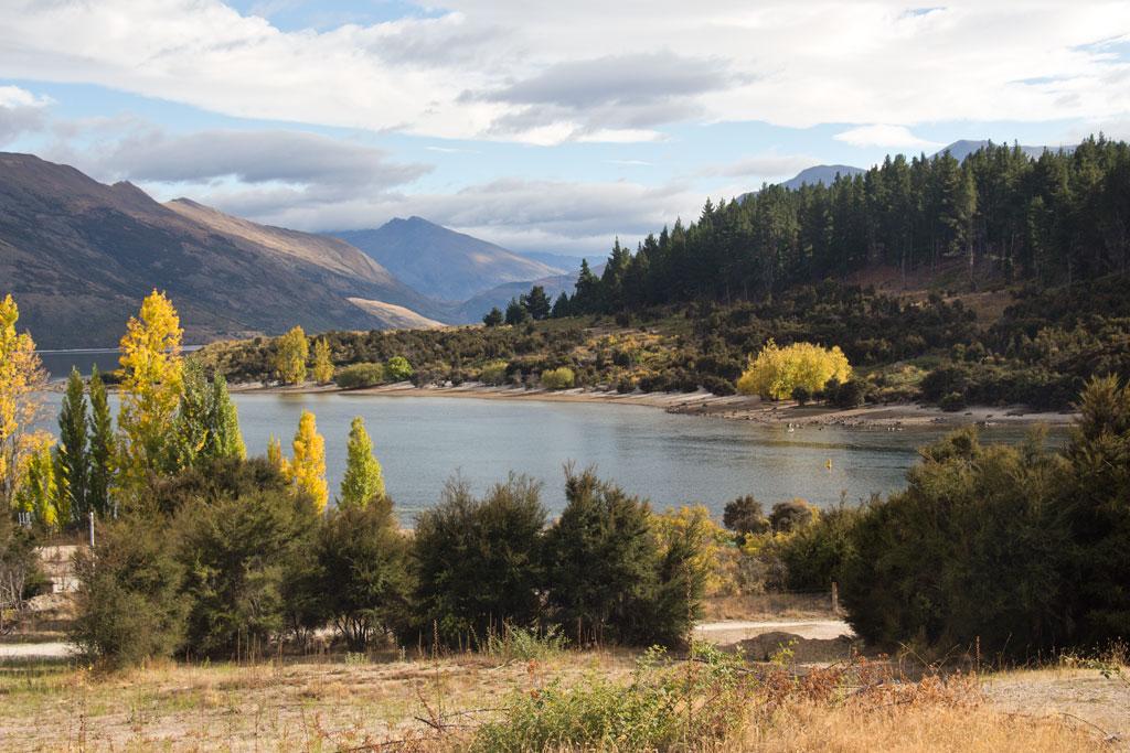 Neuseeland Südinsel Landschaften – Lake Wanaka Seeblick | SOMEWHERE ELSE