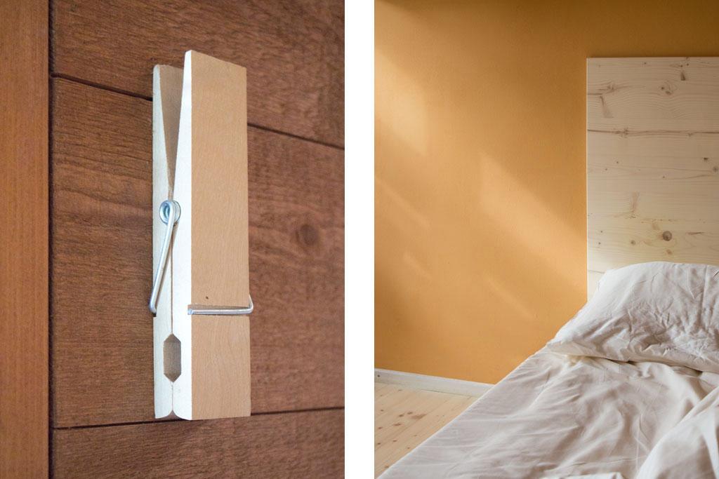 Schweiz Jura – Aubier – Zimmer in Holz | SOMEWHERE ELSE