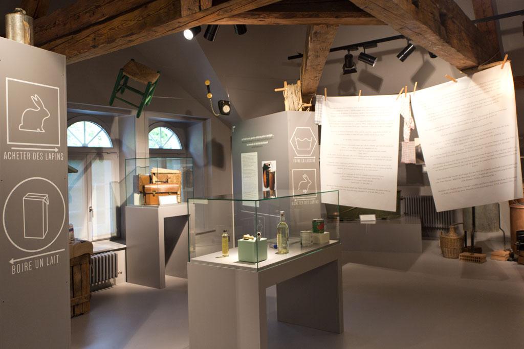 Schweiz Jura – Absinth-Haus – Tricks der Schwarzbrenner in der Ausstellung | SOMEWHERE ELSE