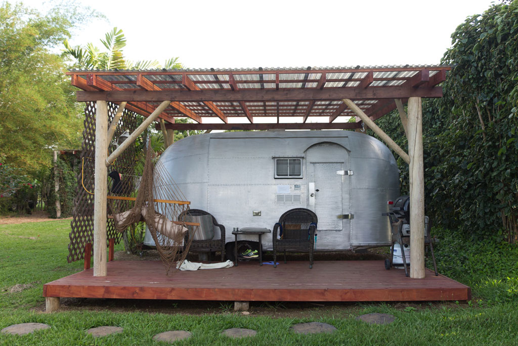 Maui Hawaii – Airstream Unterkunft | SOMEWHERE ELSE