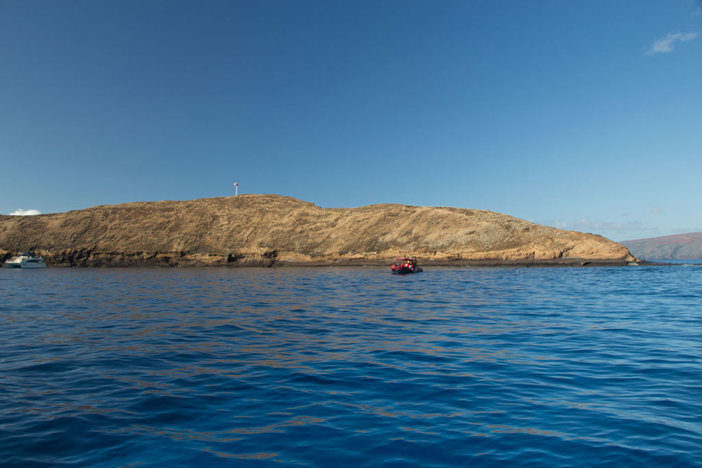 Maui Hawaii – Boote beim Molokini Crater | SOMEWHERE ELSE
