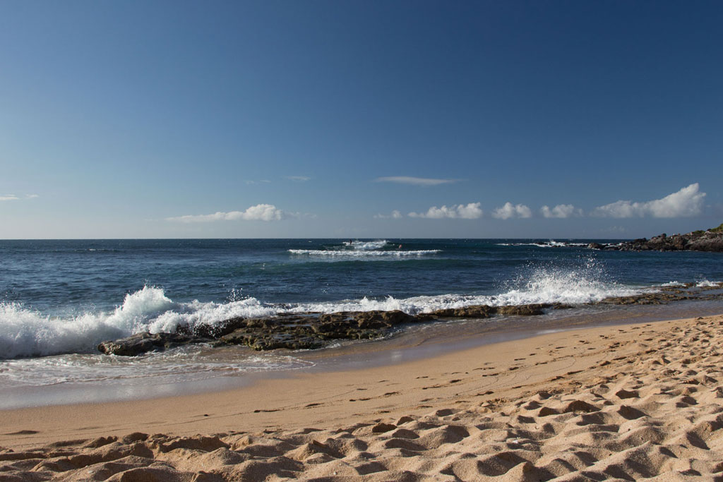 Maui Hawaii – Hookipa Beach Park Strand mit Meerblick | SOMEWHERE ELSE