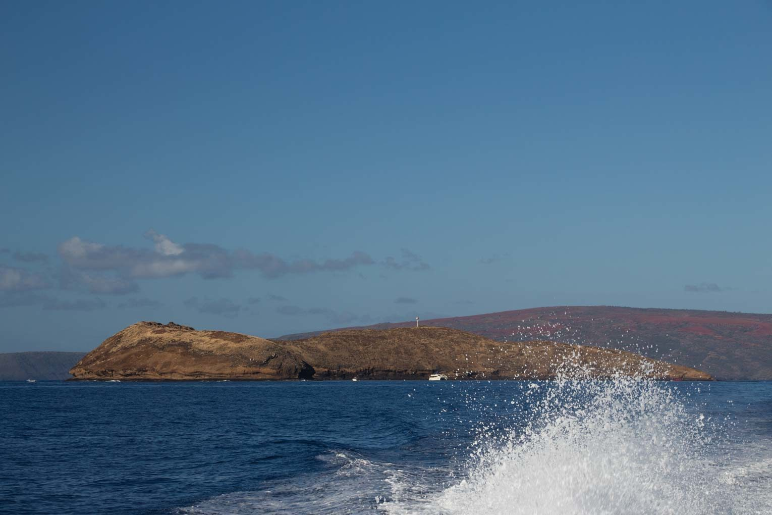 Maui Hawaii – Bootsfahrt zum Molokini Crater | SOMEWHERE ELSE