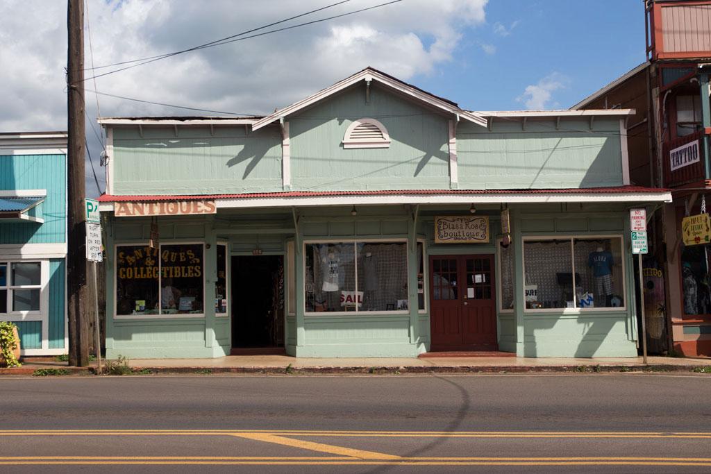 Maui Hawaii – Bunte Holzhäuser in Paia | SOMEWHERE ELSE