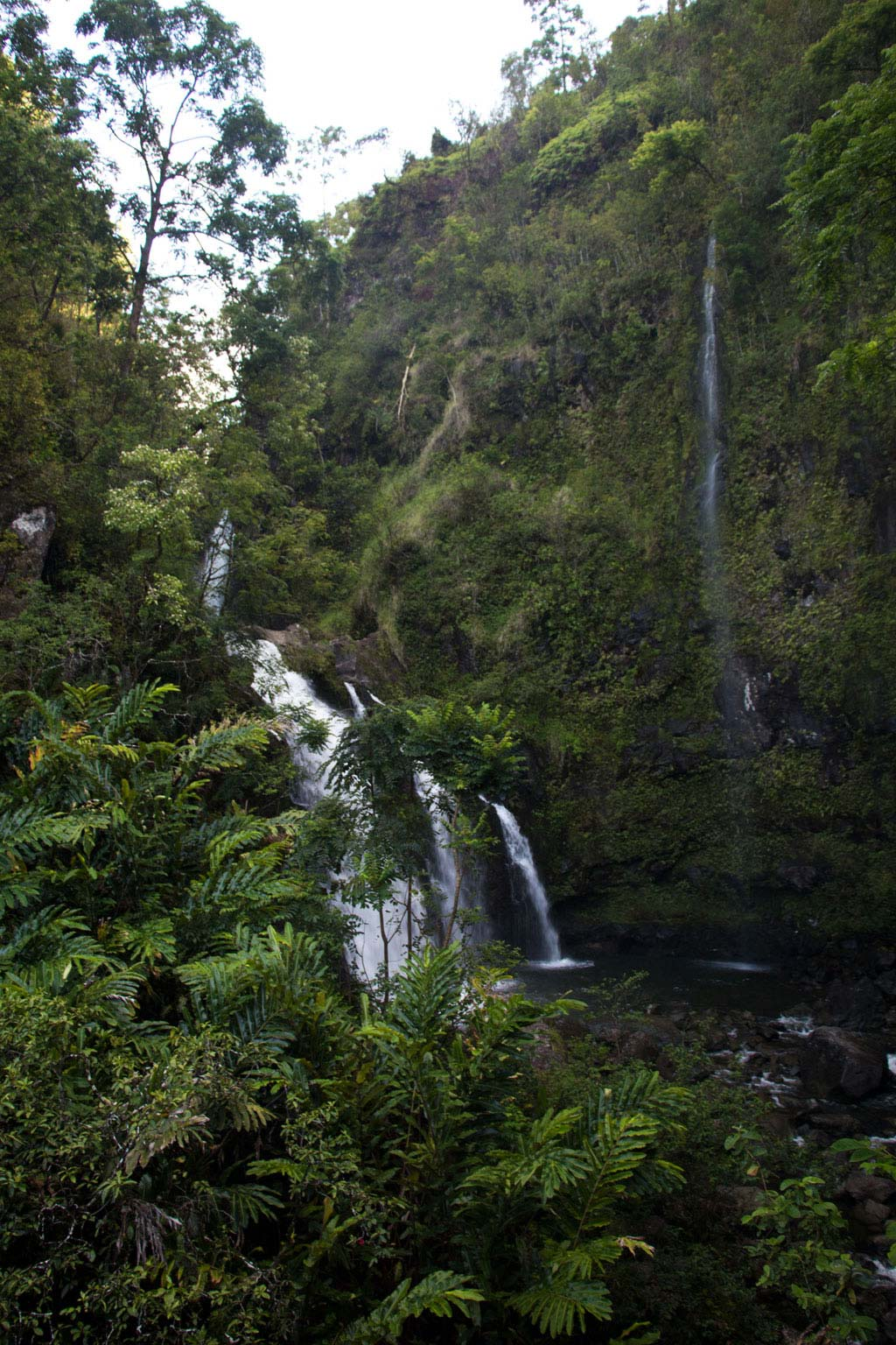 Maui Hawaii – Road to Hana Wasserfall | SOMEWHERE ELSE